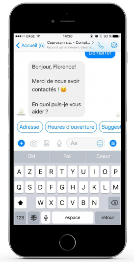 chatbot-conversation-personnalisee